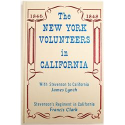 New York Volunteers In California 1846-1848  (63347)