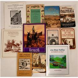 Southern California History Books  (119040)