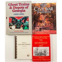 Georgia History Books  (58635)