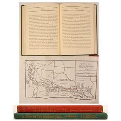 Early Montana Books (2 Diaries)  (76934)