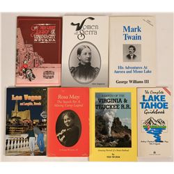Books about Nevada and Lake Tahoe  (113071)