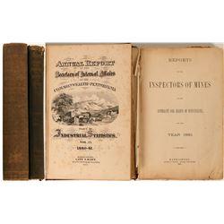 Pennsylvania Coal and Mine Books (2)  (86249)