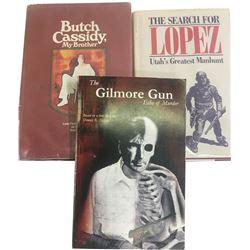 Utah Desperado Books (3)  (86677)