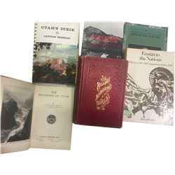 Mormon History Books (6)  (86654)