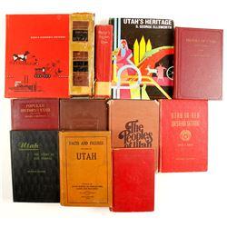 Utah History Library  (86800)