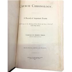 Church Chronology by Jenson  (86679)