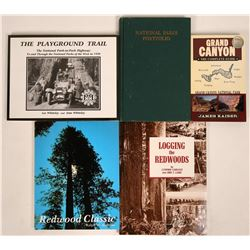 Books covering the National Parks  (113067)