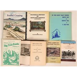Books of the Emmigrant trails Nevada and California   (113065)