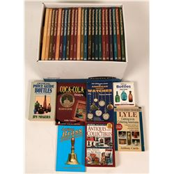 Collectibles Reference Book Library  (116556)