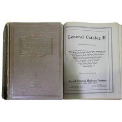 Strevell-Paterson Hardware Catalog  (86267)