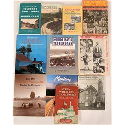 Western History Books (10)  (119694)