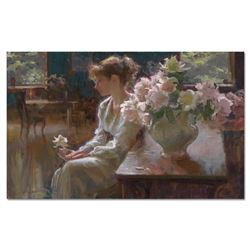 """Dan Gerhartz, """"The Moment"""" Limited Edition on Canvas, Numbered and Hand Signed with Letter of Authen"""