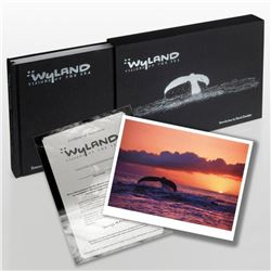 """Wyland: Visions Of The Sea"" (2008) Limited Edition Collector's Fine Art Book by World-Renowned Arti"