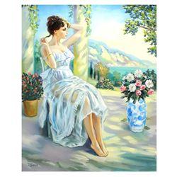 "Taras Sidan- Original Oil on Canvas ""Aidan"""