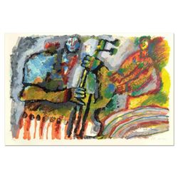 """Theo Tobiasse (1927-2012), """"Serenade Pour Une Mouse"""" Limited Edition Lithograph, Numbered and Hand S"""