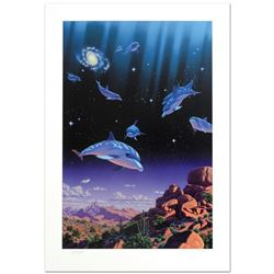 """Ocean Dreams"" Limited Edition Giclee by William Schimmel, Numbered and Hand Signed by the Artist. C"