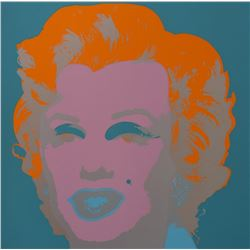 "Andy Warhol- Silk Screen ""Marilyn Monroe 11.29"""