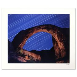 """Robert Sheer, """"Rainbow Bridge"""" Limited Edition Single Exposure Photograph, Numbered and Hand Signed"""