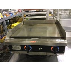 "Star 24"" Griddle - Model: 524TGA"