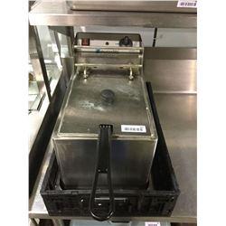 Eurodib Single 8L Fryer - Model: SFE01860-120