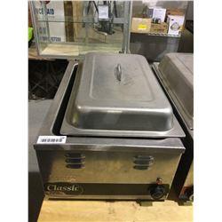 Classic APW WyottFull-Size Countertop Food Warmer- Model: W-3V