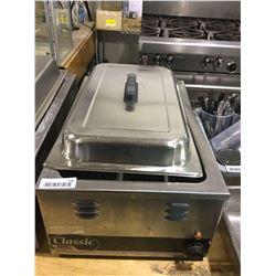 Classic APW Wyott Full-Size Countertop Food Warmer - Model: W-3V