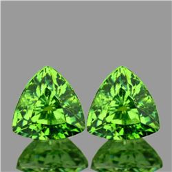 Natural AAA Premium Green Demantoid - FL