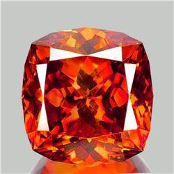 Natural Rare AAA Fire Orange Sphalerite 11.41 Ct - VVS