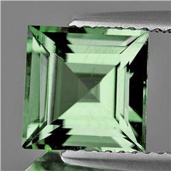 Natural Green Tea Color Amethyst [Flawless-VVS]