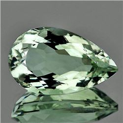 Natural Soft Green Amethyst 16x8 MM [Flawless-VVS]