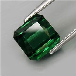 Natural Blue/Green  Tourmaline 3.01 Ct