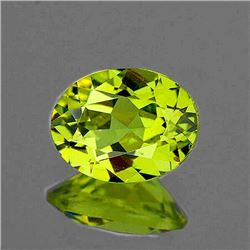 NATURAL CANARY YELLOW MALI GARNET - FL