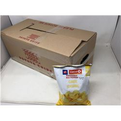 Case of Circle K Classic Potato Chips