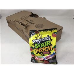 Maynards' Sour Patch Kids Cherry Blasters (12 x 185g)