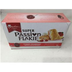 Super Passion Flakie- Apple Raspberry