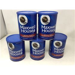 Maxwell House Original Ground Coffee (5 x 326g)
