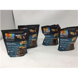 Kind Bark Dark Chocolate Almond & Sea Salt (4 x 102g)