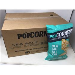 PopCorners Sea Salt (142g x 12)