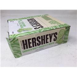 Hershey's Cookies 'n Mint Biscuits Candy Bars (24 x 39)