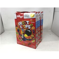 Kellogg's Fruit Loops (3 x 345g)