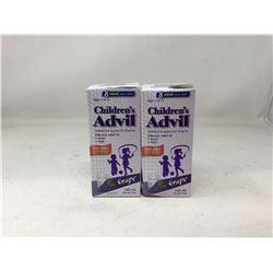 Children's Advil (2 x 100ml)