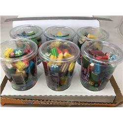 Gummy Candy Cups (6 x 325g)