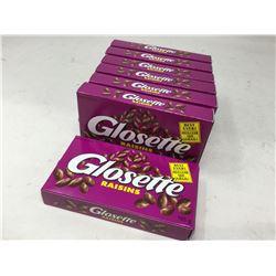 Glosette Raisins (7 x 105g)