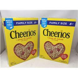 Cheerios Family Size (2 x 570g)
