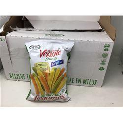 Case of Veggies Straws-Original