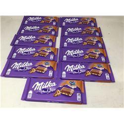 Milka Chips A'Hoy Chocolate Bars (11 x 100g)