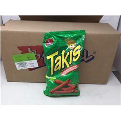 Takis Crunchy Fajitas (12 x 288g)