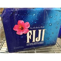 Fiji Natural Spring Water (2 x 6 x 1L)