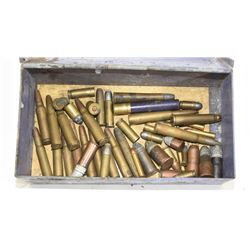 42 Rounds Mixed Collectible Ammo