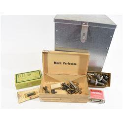 Metal Box and Parts
